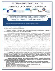 thumbnail of 1. Negociaciones Cambio Climatico SGCCC