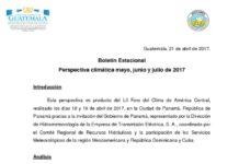 thumbnail of Boletin_Estacional_may-jun2017_INSIVUMEH