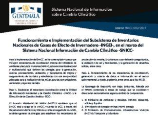 thumbnail of Boletín SNICC 002_mayo_2017