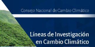 thumbnail of Lineas de investigación en Cambio Climatico