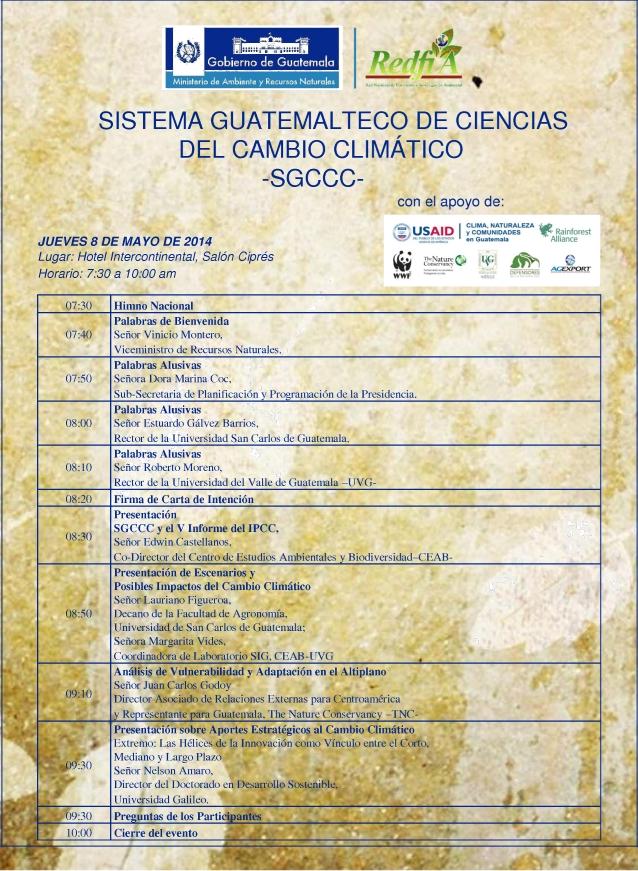 Agenda_Lanzamiento_SGCCC_07may14
