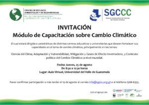 thumbnail of Invitacion_Modulo de Capacitacion_CC_ago16