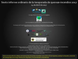 thumbnail of 7mo Informe 2017_Quema-Incendios