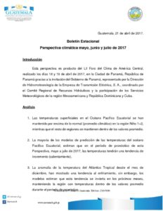 thumbnail of Boletin_Estacional_may-jul_2017_INSIVUMEH