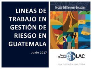 thumbnail of Líneas de trabajo en GR BM para Guatemala